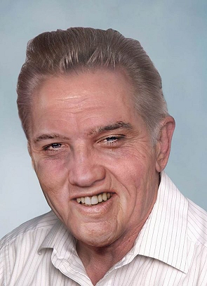 Elvis Presley at 80 years old