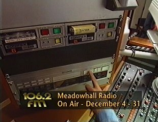 Meadowhall Radio TV Advert