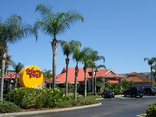Bahama Breeze on International Drive Orlando